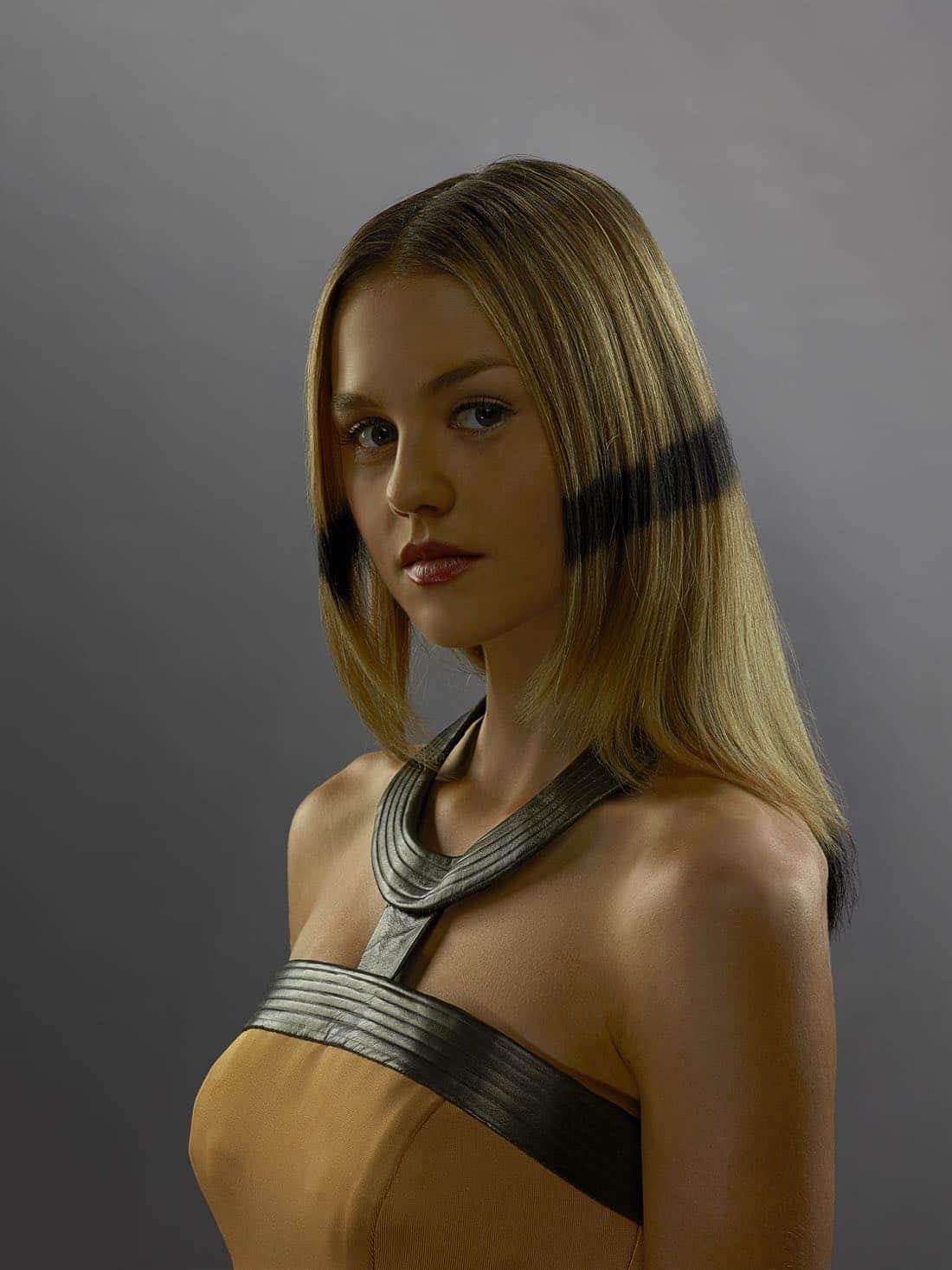 "MARVEL'S INHUMANS - ""Marvel's Inhumans"" stars Isabelle Cornish as Crystal. (ABC/Michael Muller)"