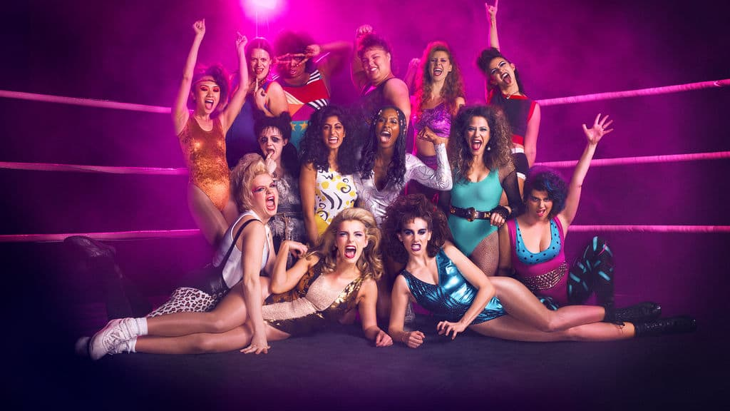 GLOW Season 2 Premiere Date Friday, June 29th