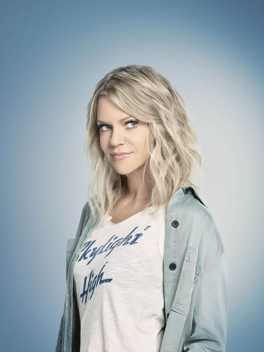 THE MICK: Kaitlin Olson. THE MICK Season Two premieres Tuesday, Sept. 26 (9:00-9:30 PM ET/PT) on FOX. ©2017 Fox Broadcasting Co. CR: Scott Council/FOX