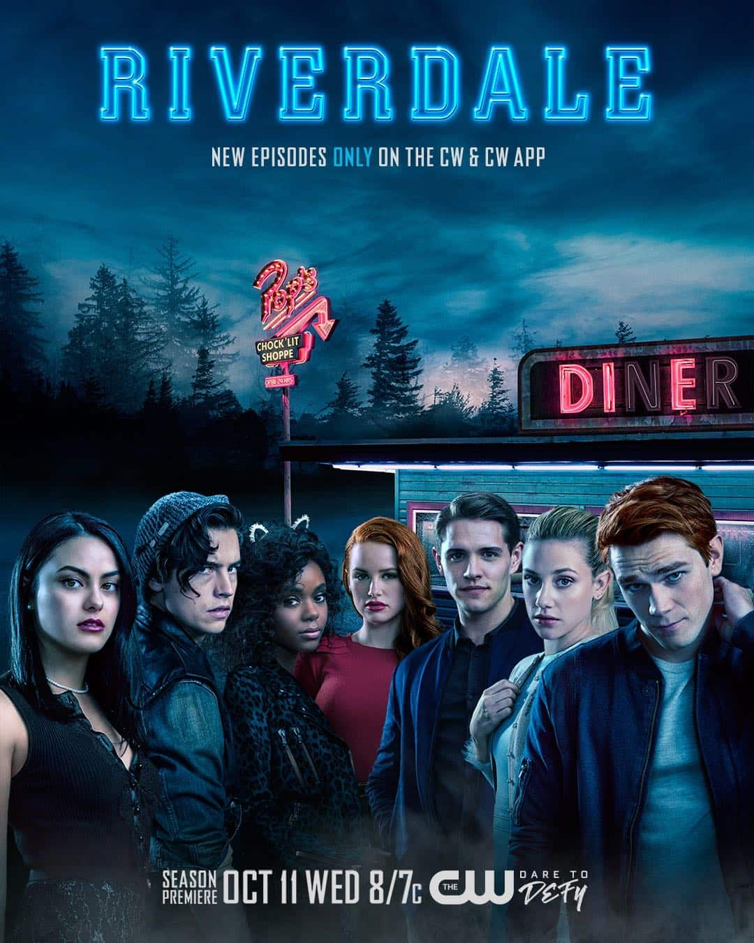 RIVERDALE Season 2 Poster | SEAT42F