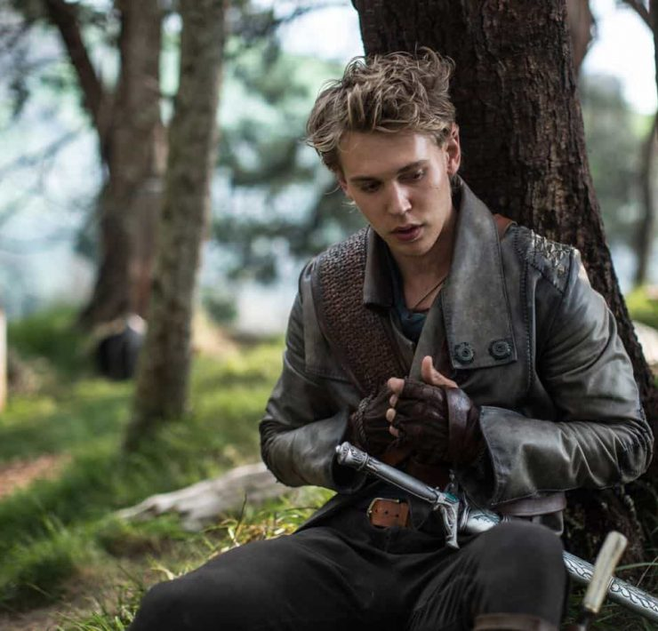 """Wil (Austin Butler) has turned his back on his magical desitny to become a healer. """"The Shannara Chronicles"""" Season 2 premieres Wednesday, October 11 at 10pm ET/PT on Spike."""