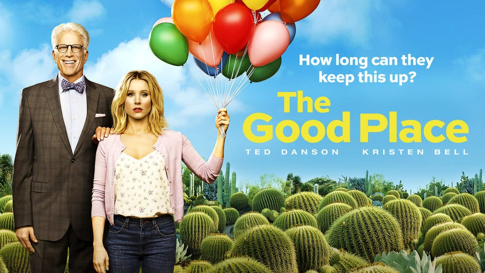 """THE GOOD PLACE -- Pictured: """"The Good Place"""" Key Art -- (Photo by: NBCUniversal)"""