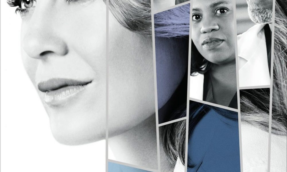 GREY\'S ANATOMY Season 14 Poster | | SEAT42F