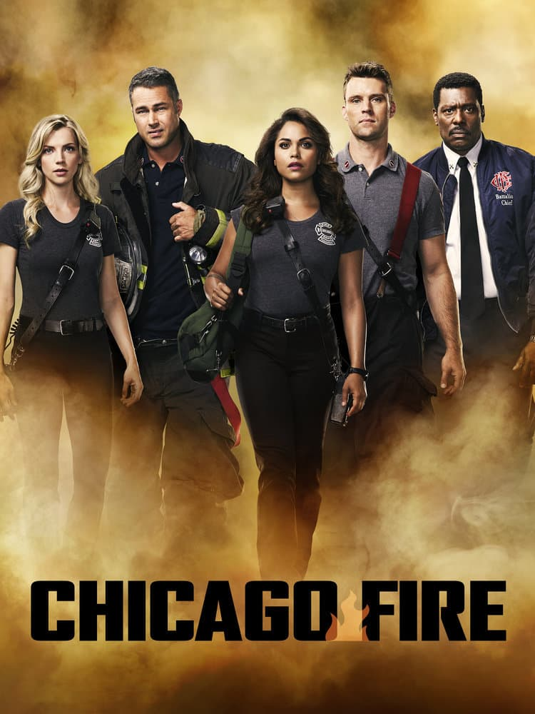 """CHICAGO FIRE -- Pictured: """"Chicago Fire"""" Key Art -- (Photo by: NBCUniversal)"""