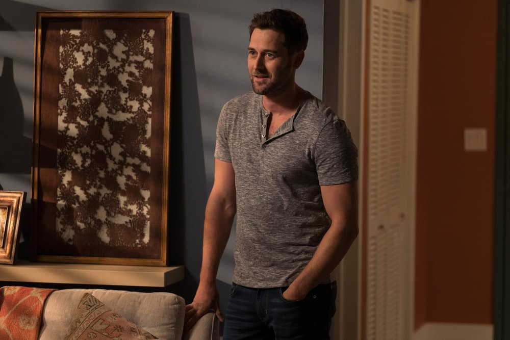 """THE BLACKLIST -- """"Smokey Putnam (#30)"""" Episode 501 -- Pictured: Ryan Eggold as Tom Keen -- (Photo by Michele K. Short/NBC)"""