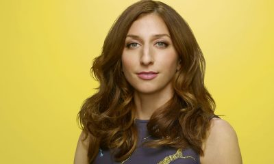 BROOKLYN NINE-NINE: Chelsea Peretti as Gina Linetti. BROOKLYN NINE-NINE Season Five premieres Tuesday, Sept. 26 (9:30-10:00 PM ET/PT) on FOX. ©2017 Fox Broadcasting Co. CR: Robert Trachtenberg/FOX