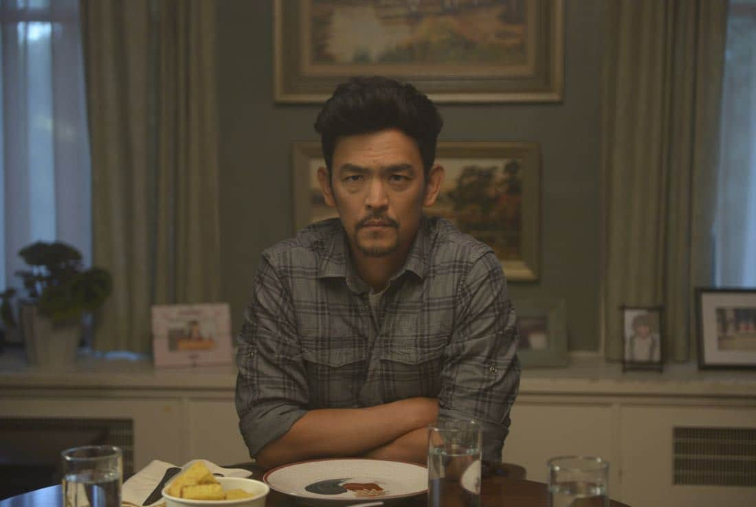 "THE EXORCIST: John Cho in the ""Janus"" season premiere episode of THE EXORCIST airing Friday, Sept. 29 (9:00-10:00 PM ET/PT) on FOX. ©Fox Broadcasting Co. Cr: Sergei Bachlakov/FOX"