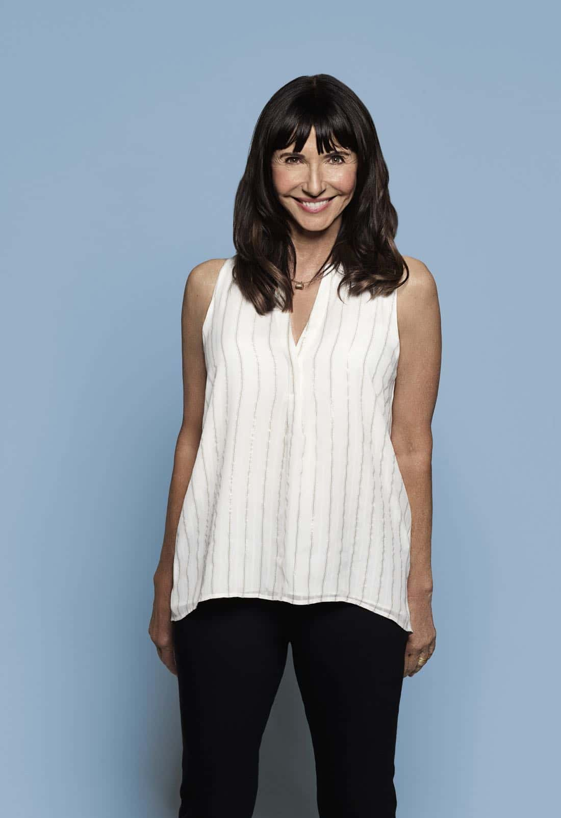 THE LAST MAN ON EARTH: Mary Steenburgen as Gail in the LAST MAN ON EARTH season four premiere Sunday, Oct. 1 (9:30-10:00 PM ET/PT) on FOX. ©2017 Fox Broadcasting Company. Cr: Pamela Littky/FOX