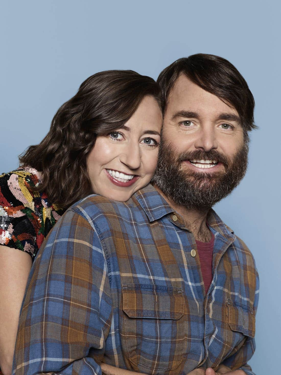 THE LAST MAN ON EARTH: L-R: Kristen Schaal and Will Forte in the LAST MAN ON EARTH season four premiere Sunday, Oct. 1 (9:30-10:00 PM ET/PT) on FOX. ©2017 Fox Broadcasting Company. Cr: Pamela Littky/FOX