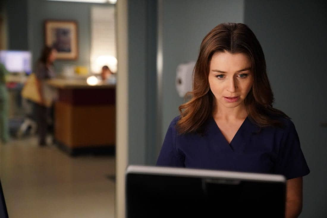 GREY\'S ANATOMY Season 14 Episode 2 Photos Get Off On The Pain | SEAT42F