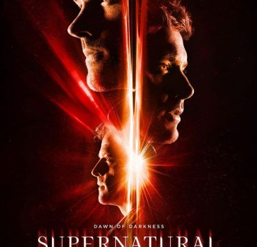 Supernatural -- Image: SN_S13_8x10_300dpi.jpg -- Pictured (CLOCKWISE FROM TOP): Jared Padalecki as Sam, Jensen Ackles as Dean and Misha Collins as Castiel -- Credit: Frank Ockenfells III/The CW -- © 2017 The CW Network. All Rights Reserved