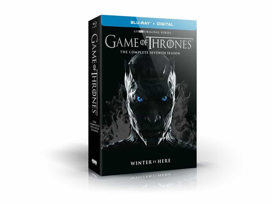 Game of Thrones Season 7 Bluray