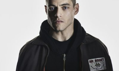 MR. ROBOT -- Season:3 -- Pictured: Rami Malek as Elliot Alderson -- (Photo by: Nadav Kander/USA Network)