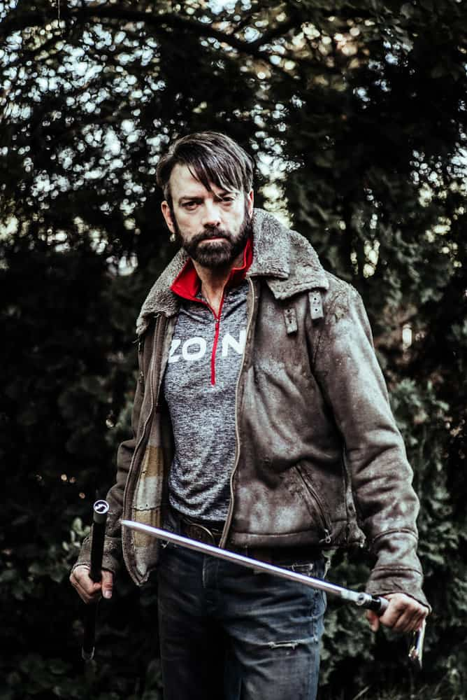 Z NATION -- Season:4 -- Pictured: Keith Allan as Murphy -- (Photo by: Daniel Sawyer Schaefer/Go2 Z 4/Syfy)