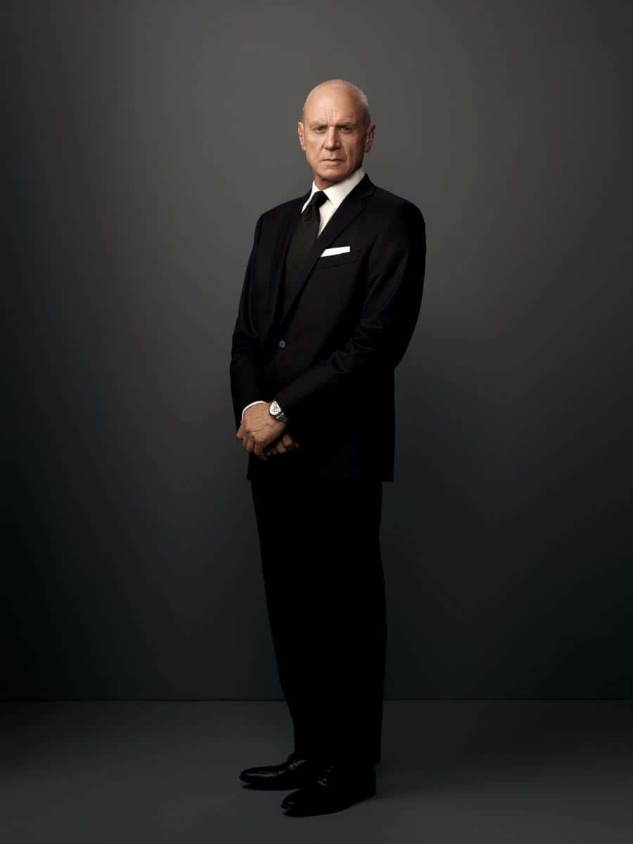 Dynasty Pictured: Alan Dale as Joseph Anders -- Photo: Art Streiber/The CW © 2017 The CW Network, LLC. All Rights Reserved.
