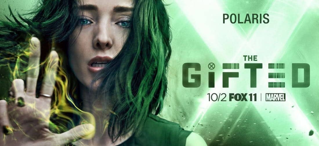 The Gifted Character Poster