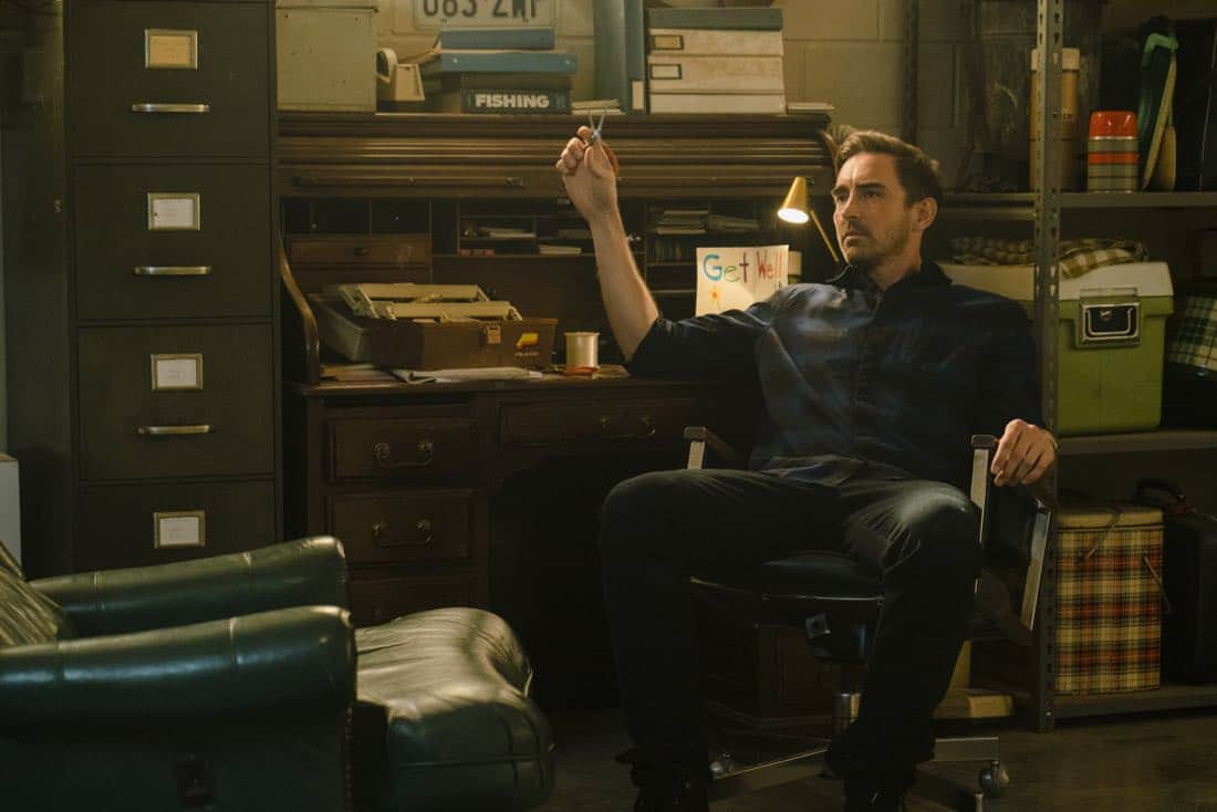 Lee Pace as Joe MacMillan - Halt and Catch Fire _ Season 4, Episode 6 - Photo Credit: Tina Rowden/AMC