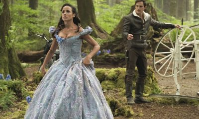 "ONCE UPON A TIME - ""Hyperion Heights"" - As ""Once Upon a Time"" returns to ABC for its seventh season, FRIDAY, OCTOBER 6 (8:00-9:00 p.m. EDT), on the ABC Television Network, the residents of the enchanted forest face their greatest challenge yet as the Evil Queen, Captain Hook and Rumpelstiltskin join forces with a grown-up Henry Mills and his daughter Lucy on an epic quest to bring hope to their world and ours. (ABC/Eike Schroter) DANIA RAMIREZ, ANDREW J. WEST"