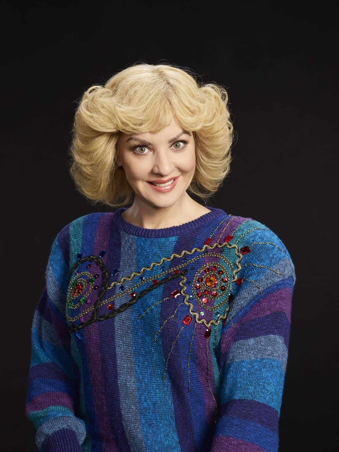 "THE GOLDBERGS - ABC's ""The Goldbergs"" stars Wendi McLendon-Covey as Beverly Goldberg. (ABC/Craig Sjodin)"