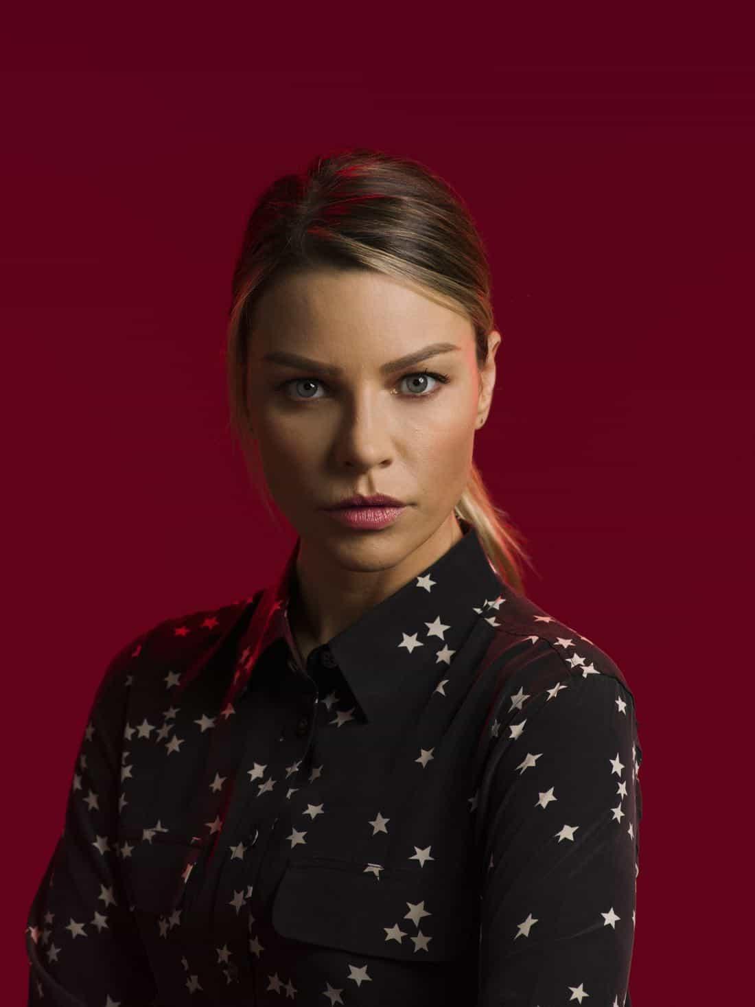 LUCIFER: Season 3 of LUCIFER premieres Monday, Oct. 2 on FOX. Lauren German. ©2017 Fox Broadcasting Co. CR: Jason Bell/FOX