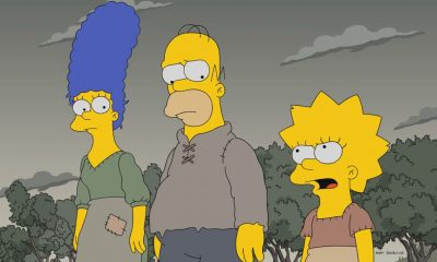 "THE SIMPSONS: In a magical medieval world, Marge's mother is turned into an Ice Walker and the only way for Homer to afford the cure is to force Lisa to use illegal magic. When the King discovers this, he kidnaps Lisa and Homer must lead a feudal uprising to save her in "" THE SERFONS"" series premiere episode of THE SIMPSONS airing Sunday, Oct. 1 (8:00-8:30 PM ET/PT) on FOX. THE SIMPSONS ™ and © 2016 TCFFC ALL RIGHTS RESERVED. CR: FOX."