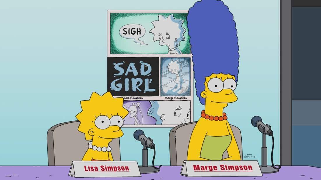 THE SIMPSONS Season 29 Episode 2 Photos Springfield