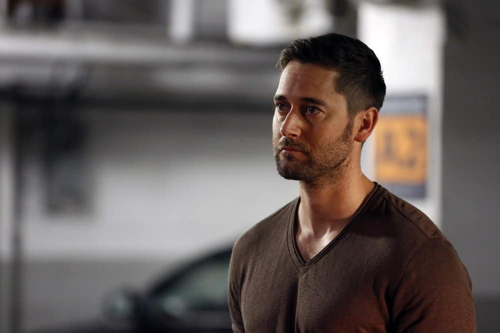 "THE BLACKLIST -- ""Greyson Blaise"" Episode 502 -- Pictured: Ryan Eggold as Tom Keen -- (Photo by: Will Hart/NBC)"
