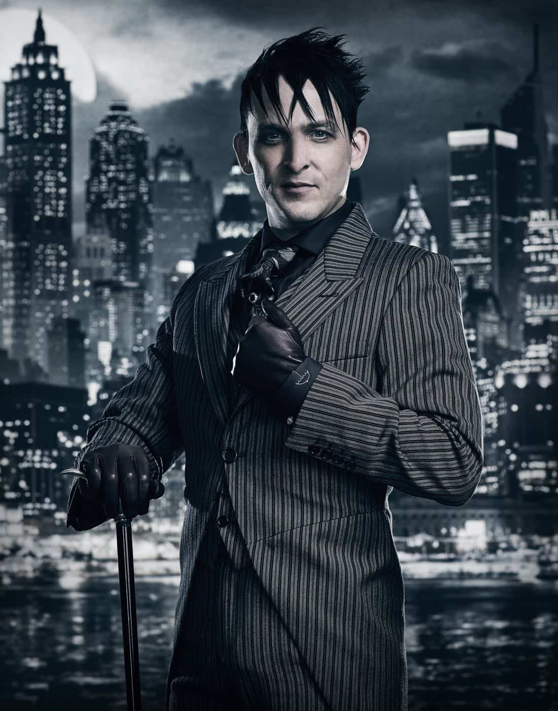 Robin Lord Taylor. Season 4 of GOTHAM