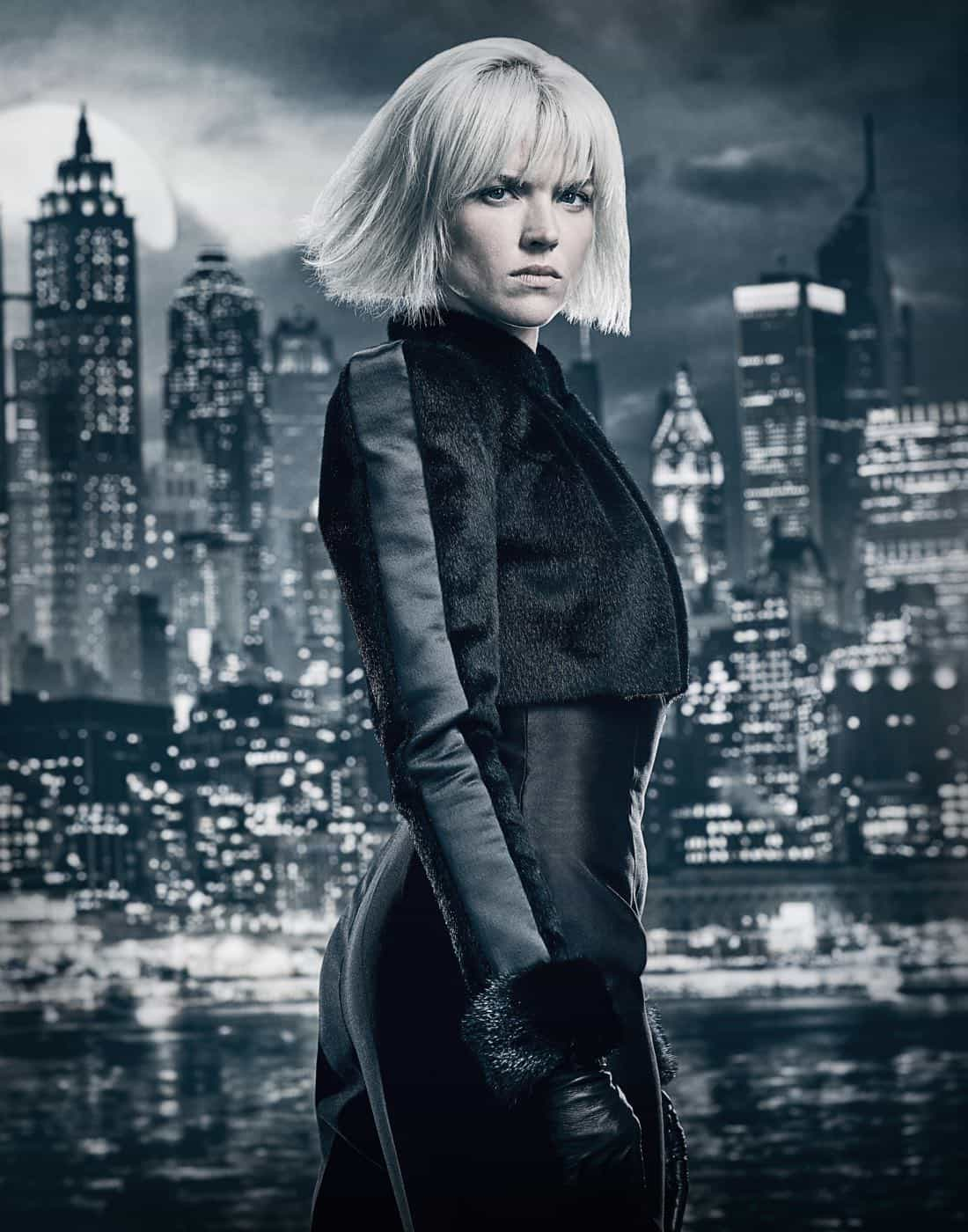Erin Richards. Season 4 of GOTHAM