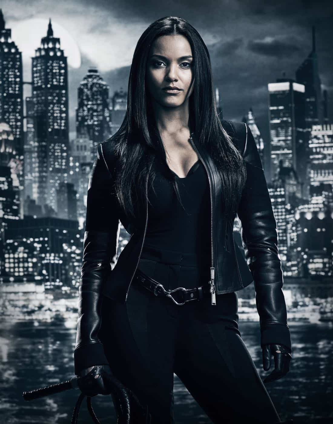 Jessica Lucas. Season 4 of GOTHAM