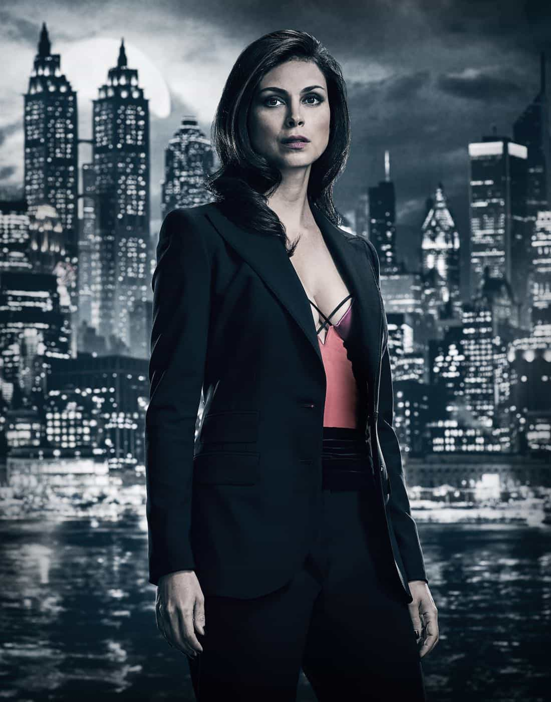 Morena Baccarin. Season 4 of GOTHAM