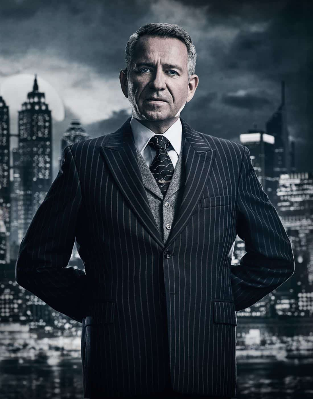 Sean Pertwee. Season 4 of GOTHAM
