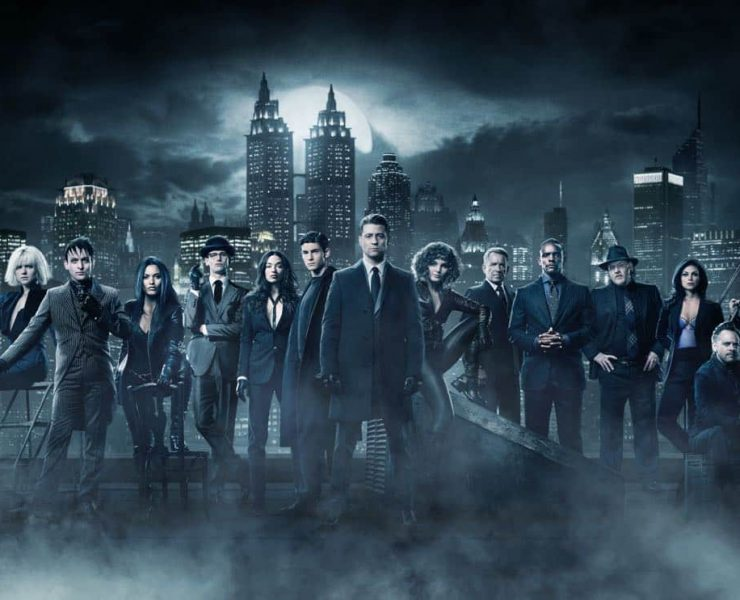 Gotham Season 4 Cast Photo