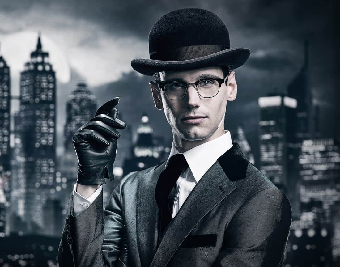 Cory Michael Smith. Season 4 of GOTHAM
