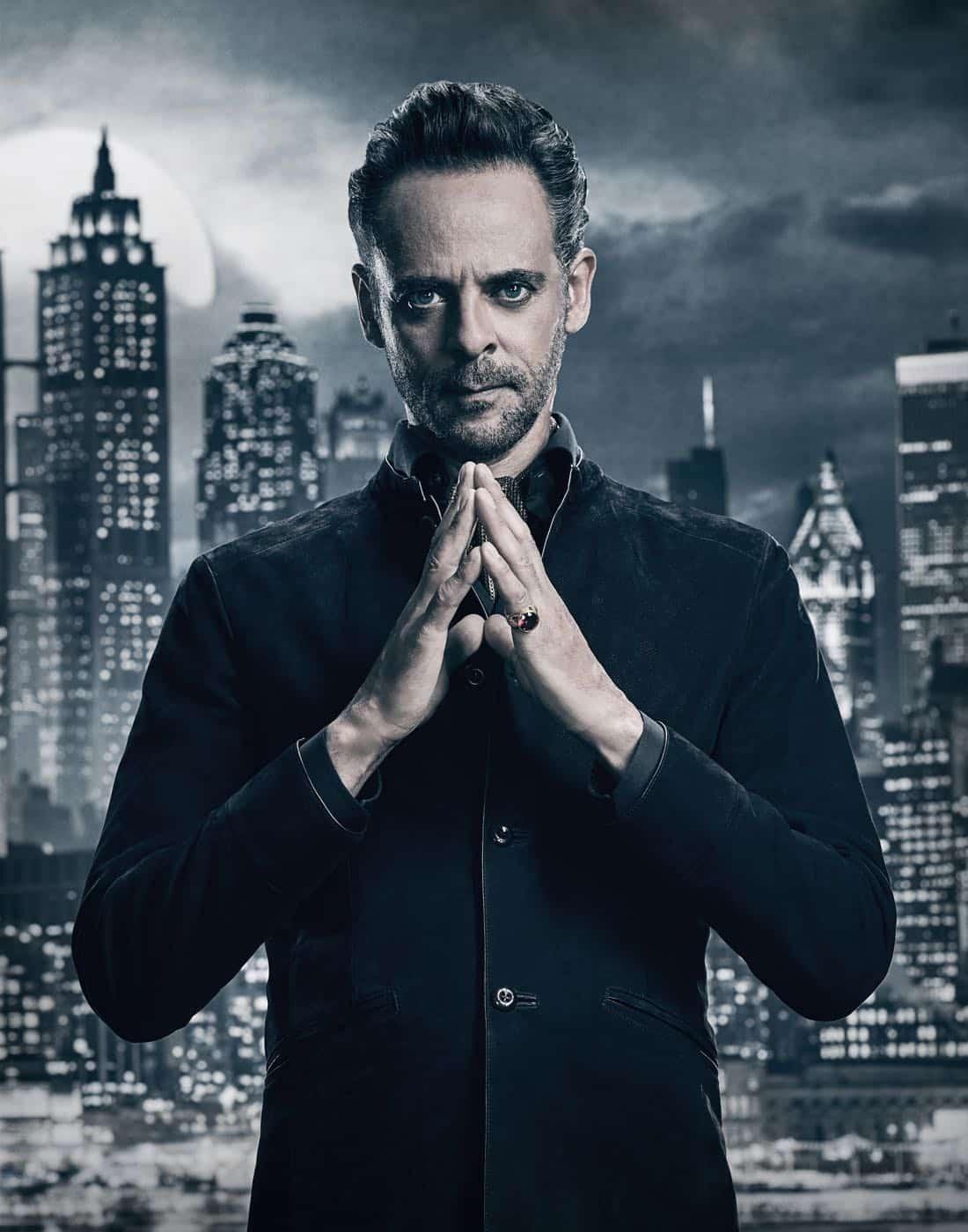 Alexander Siddig. Season 4 of GOTHAM