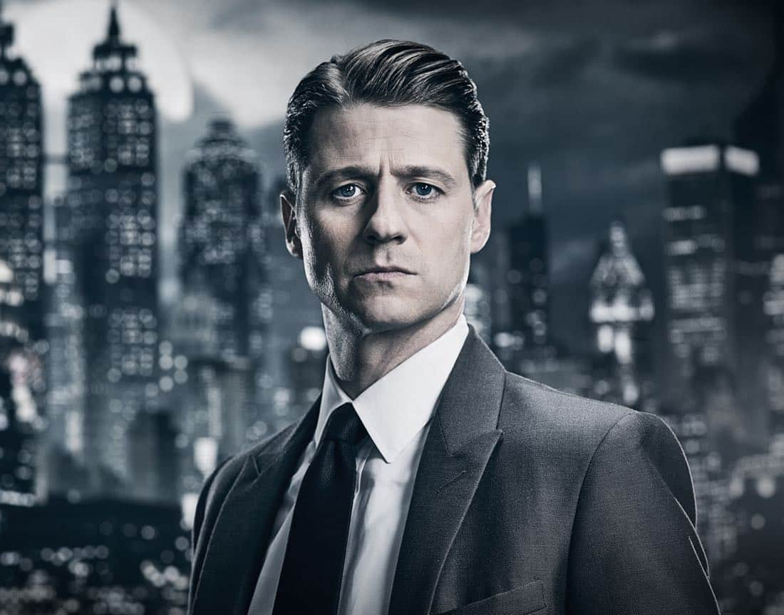 Ben McKenzie. Season 4 of GOTHAM