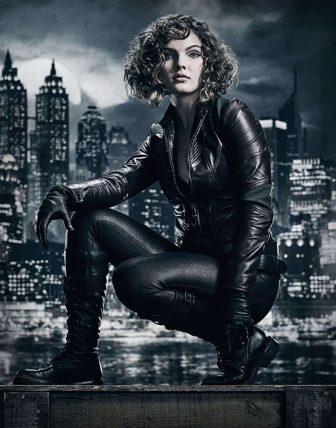 Camren Bicondova. Season 4 of GOTHAM