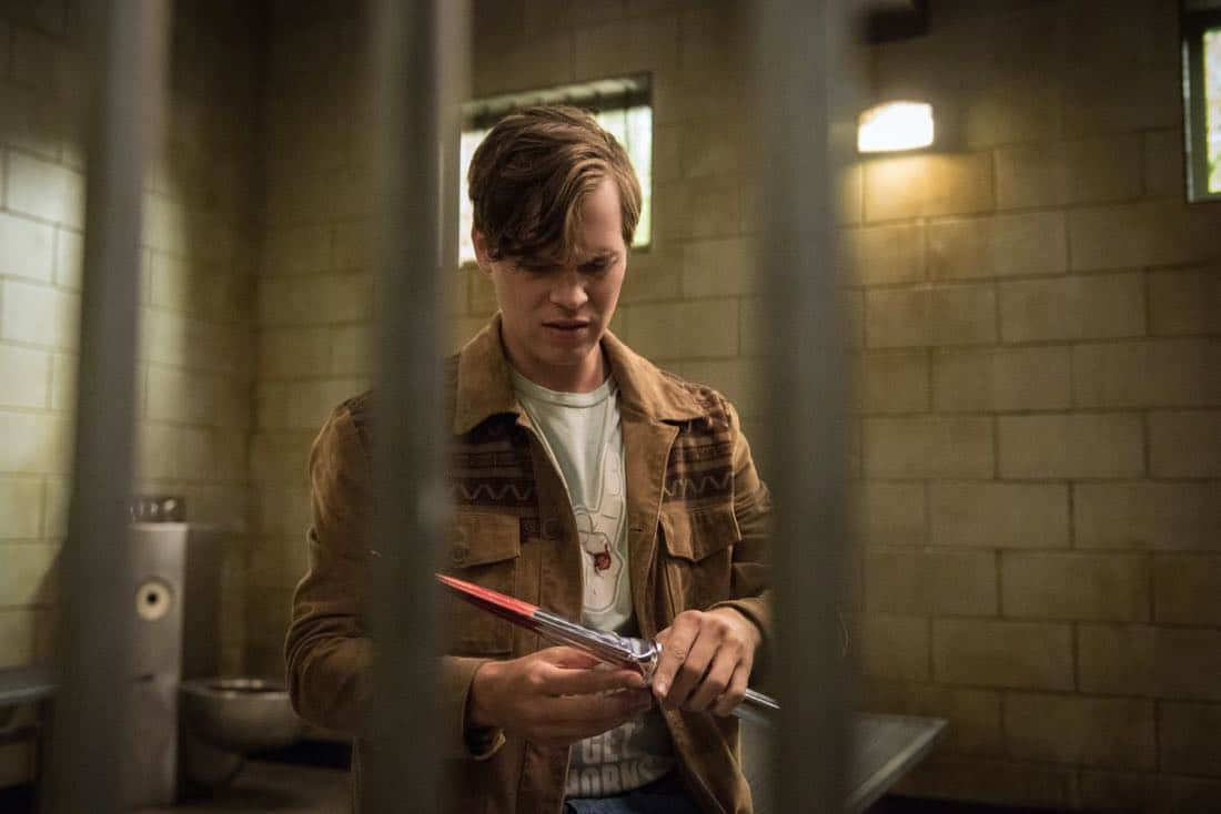 "Supernatural -- ""Lost and Found Pictured: Alexander Calvert as Jack"