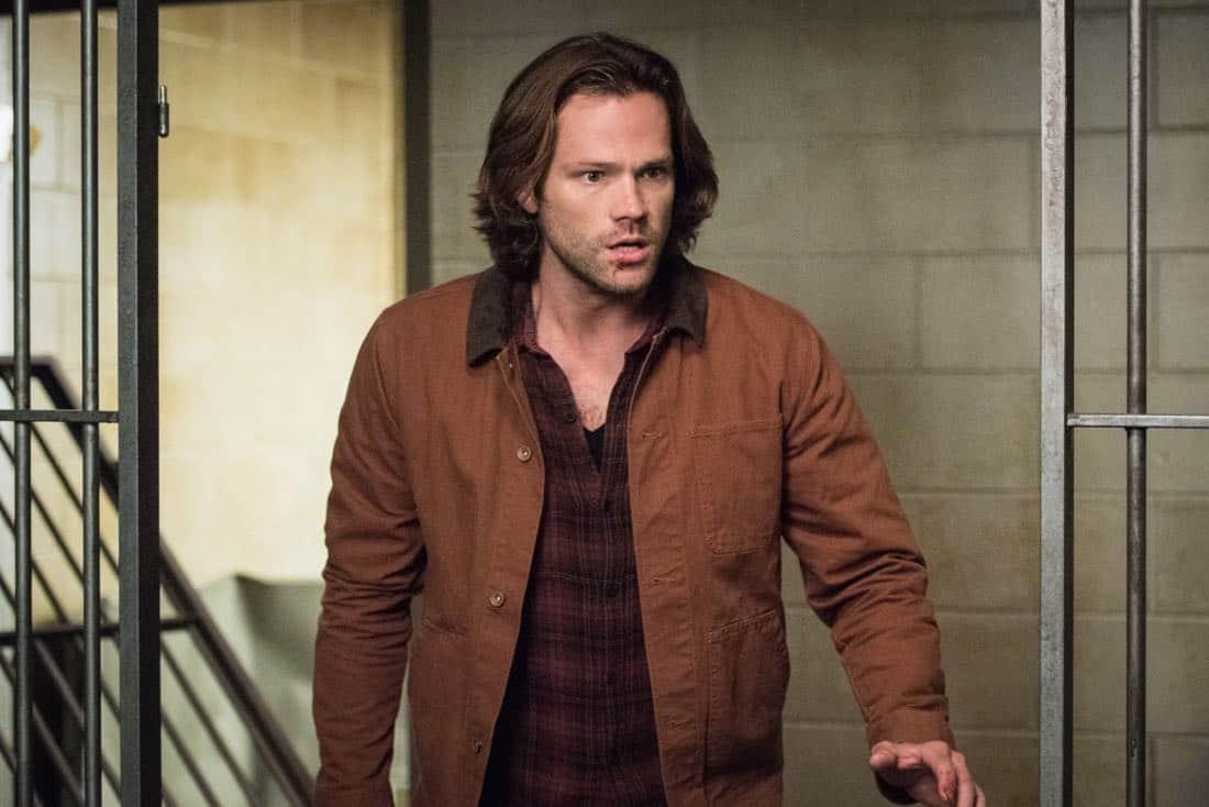 "Supernatural -- ""Lost and Found Pictured: Jared Padalecki as Sam"
