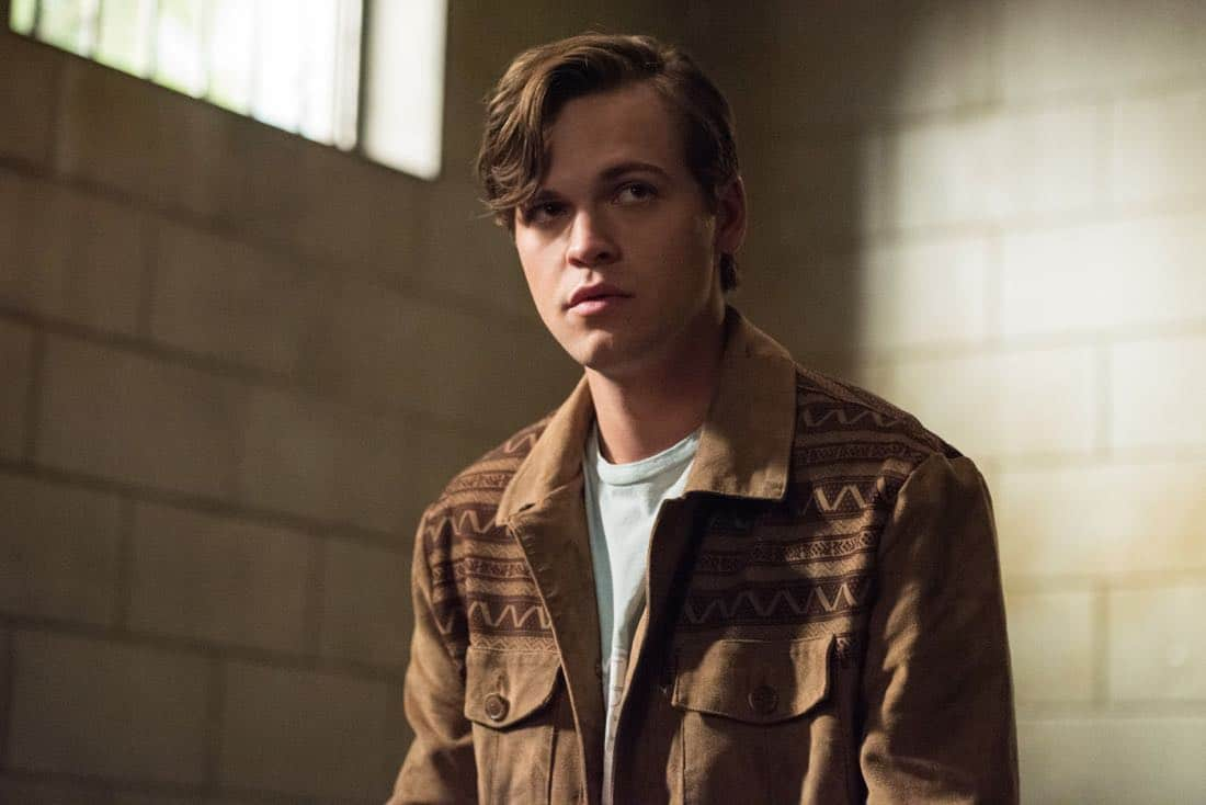 """Supernatural -- """"Lost and Found Pictured: Alexander Calvert as Jack"""