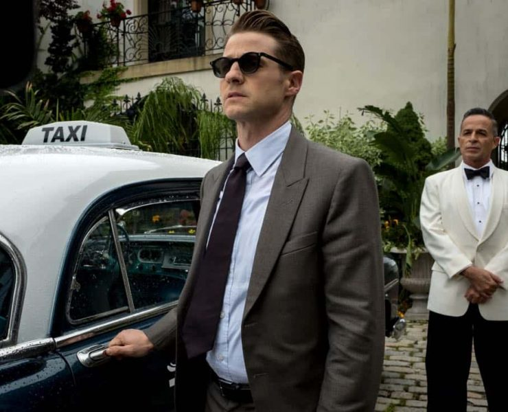 "GOTHAM: Ben McKenzie in ""A Dark Knight: They Who Hide Behind Masks"""