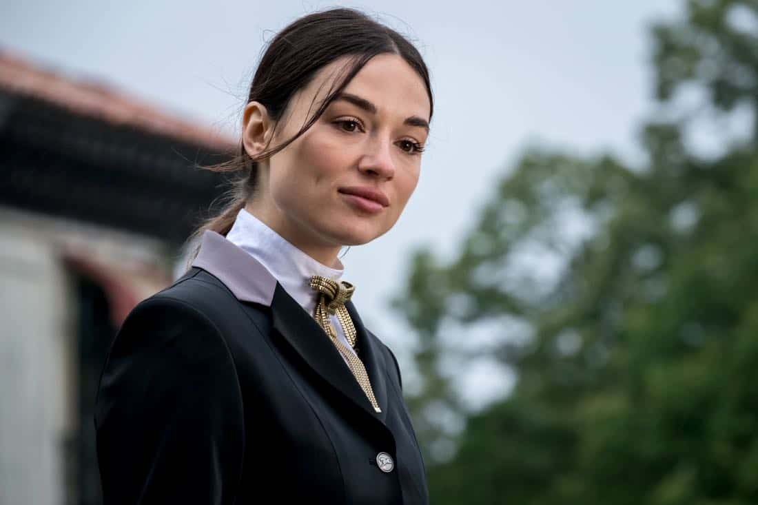 "GOTHAM: Crystal Reed in ""A Dark Knight: They Who Hide Behind Masks"""