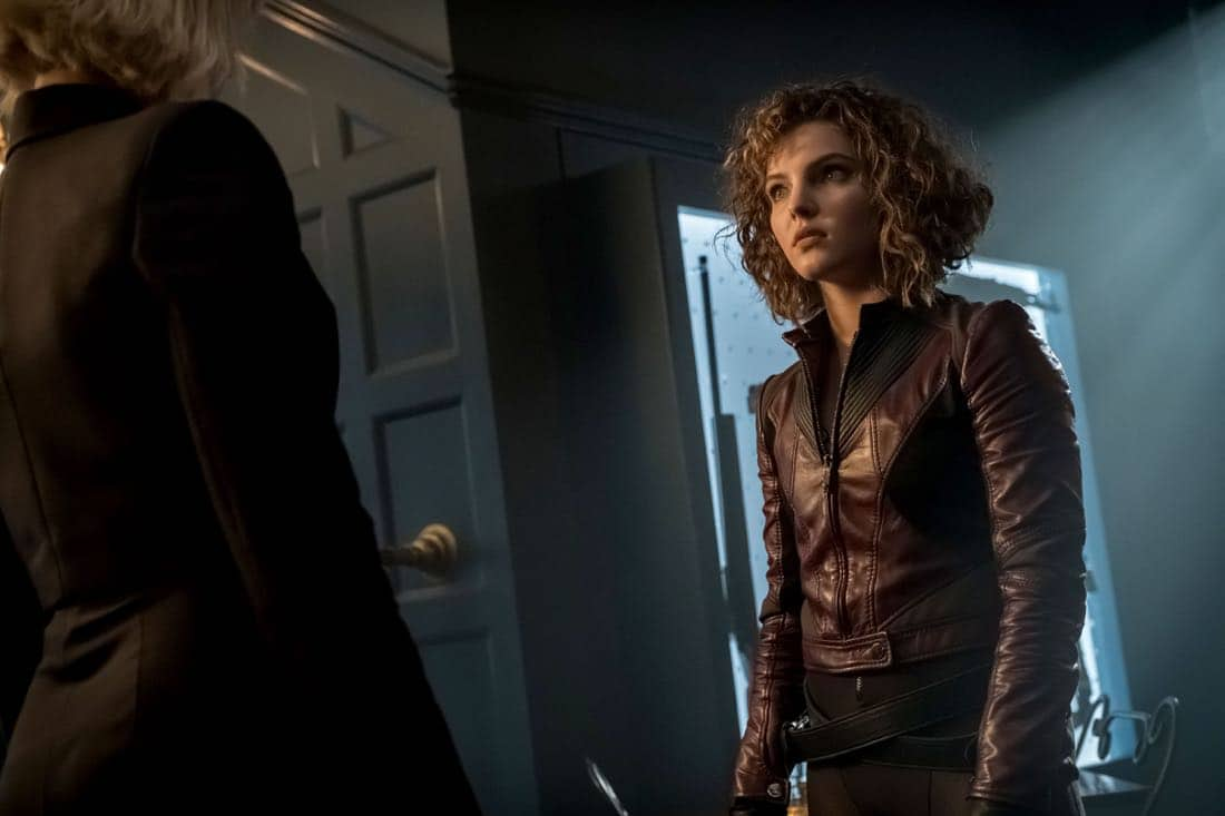 "GOTHAM: Camren Bicondova in ""A Dark Knight: They Who Hide Behind Masks"""