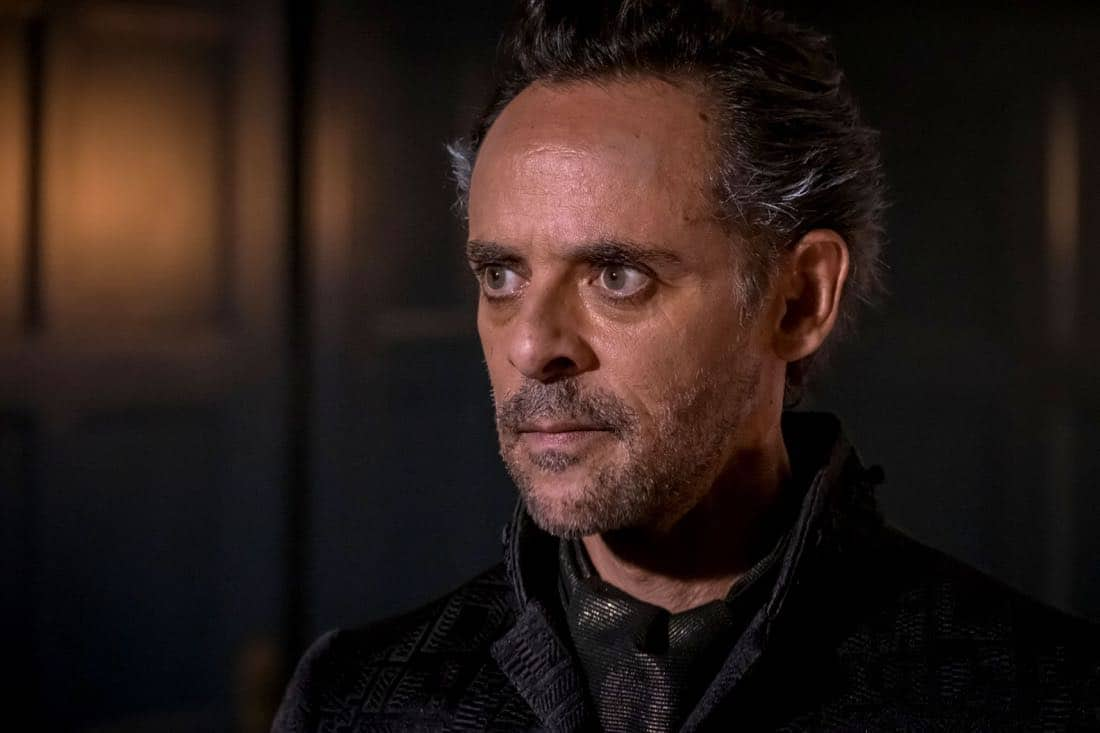 "GOTHAM: Alexander Siddig in ""A Dark Knight: They Who Hide Behind Masks"""