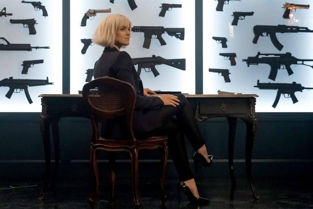 "GOTHAM: Erin Richards in ""The Fear Reaper"""