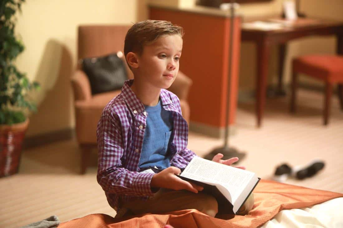 """THE MICK: Jack Stanton in the """"The Hotel"""""""