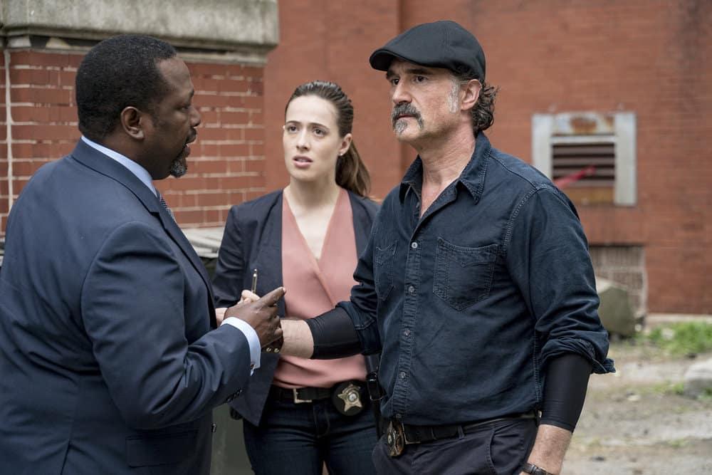 Chicago P.D. - Season 5 Wendell Pierce as Alderman Ray Price, Marina Squerciati as Kim Burgess, Elias Koteas as Alvin Olinksy