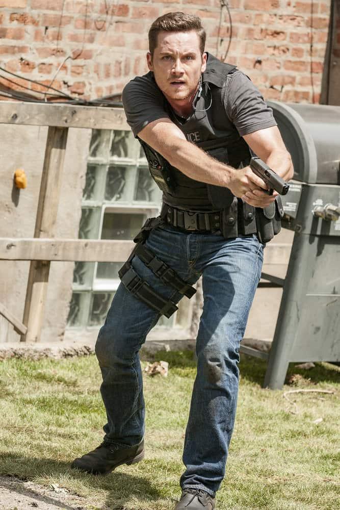 Chicago P.D. - Season 5 Jesse Lee Soffer as Jay Halstead