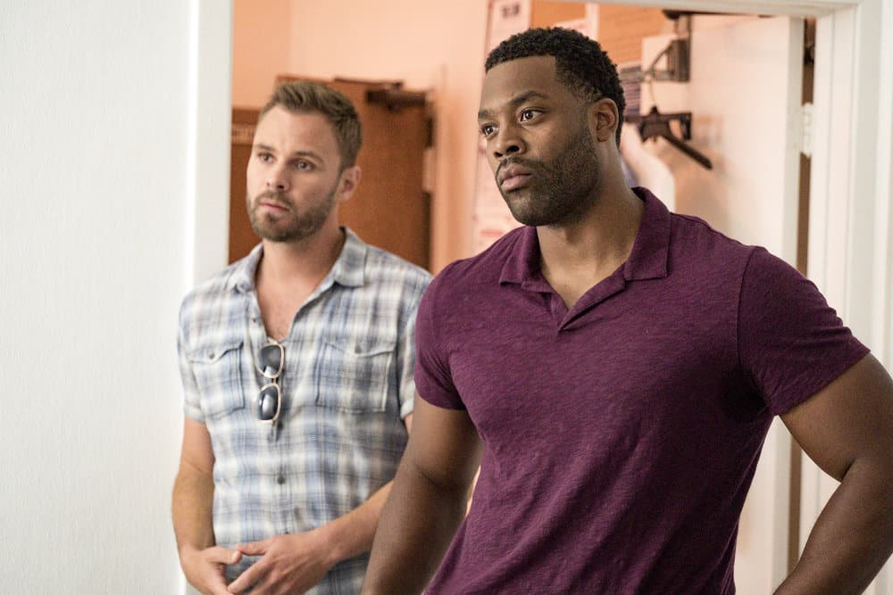 Chicago P.D. - Season 5 Patrick Flueger as Adam Ruzek, LaRoyce Hawkins as Kevin Atwater