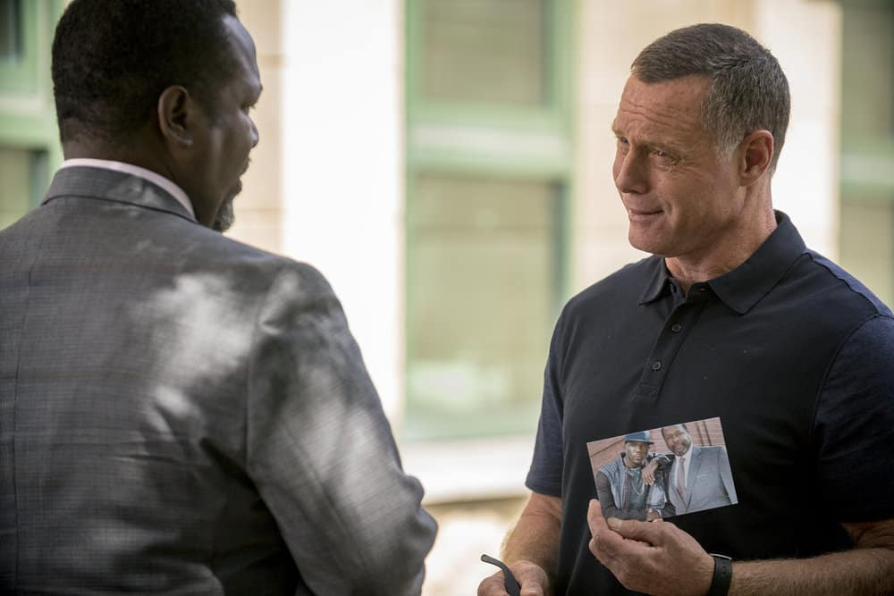 Chicago P.D. - Season 5 Wendell Pierce as Alderman Ray Price, Jason Beghe as Hank Voight